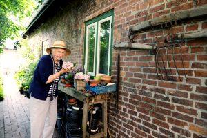 Floristin Else - Pflegeagentur Senioren Anker Bremerhaven